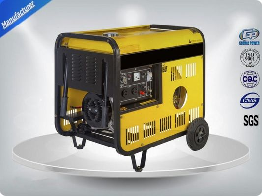 Chiny Gp460 Portable Generator Sets 7.5 Kva ,  26 A Current Single Phase Genset dostawca
