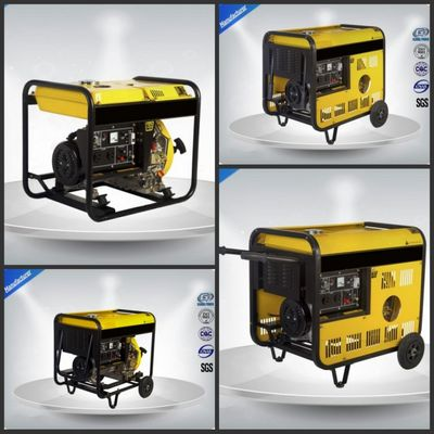 Chiny Open Type Gasoline Generator Set  0.65 KVA - 13.8KVA Single Phase Electric Starter dystrybutor