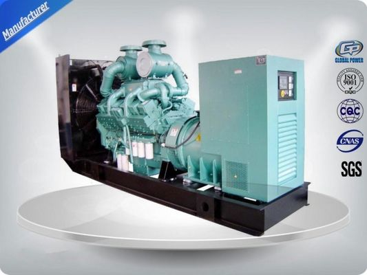 Chiny High Efficiency 3 Phase Gas Generator Set Brushless Support All Power dystrybutor