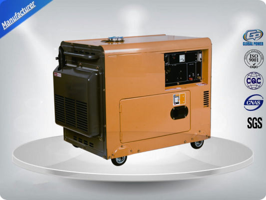 Chiny Electric Starter Powerful Gasoline Generator Set Silent Less maintenance dystrybutor