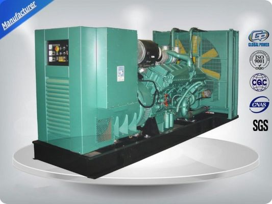 Chiny CE / ISO Approved Gas Generator Set With Weichai / Cummins / Perkins  Engine dystrybutor