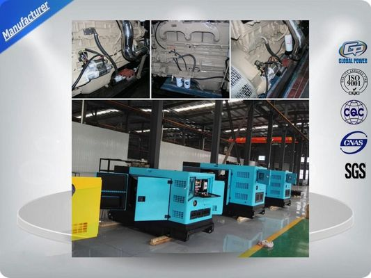 Chiny 3 Phase Marine Generator Set 50Hz  50kw / 63kVA Prime Power IP23 Protection Grade dystrybutor