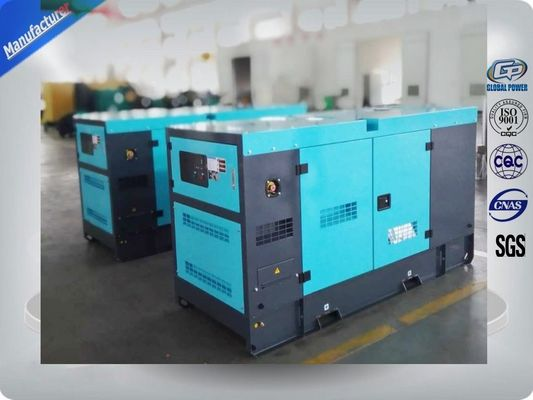 Best Seller! Slient Diesel Generator Set with Cummins diesel engine 220kw / 275kva